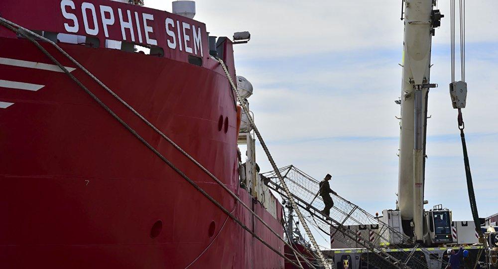 Submarino ARA SAN JUAN: cuáles son los equipamientos que envió Rusia