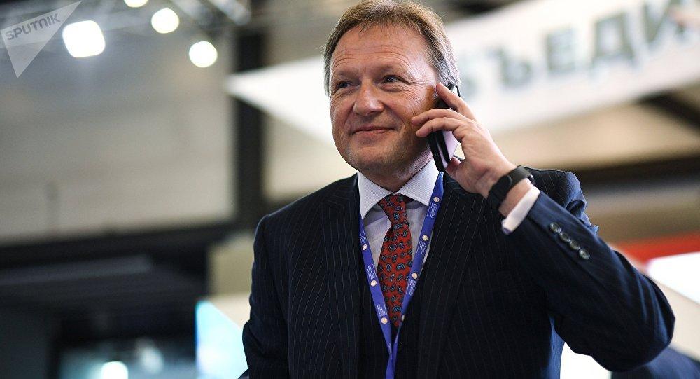 Defensor del Empresario ruso, Borís Titov