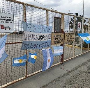 Situación en Comodoro Rivadavia