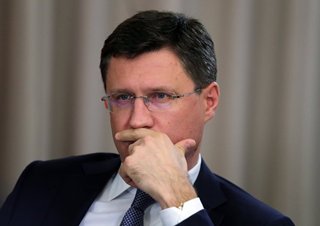 Alexandr Nóvak, ministro ruso de Energía