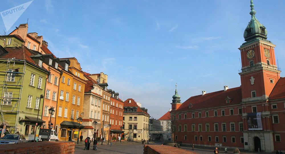 Varsovia, la capital de Polonia (imagen referencial)