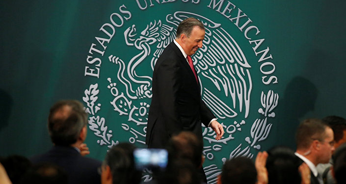 José Antonio Meade, candidato a presidencia de México