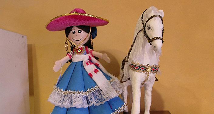 Muñecas artesanales