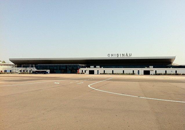 El aeropuerto de Chisináu