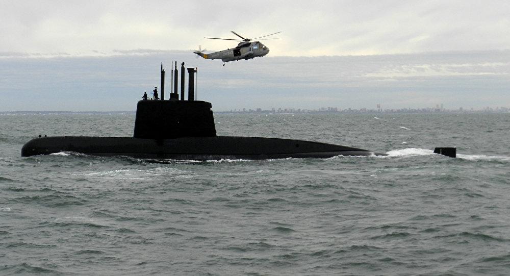 Submarino San Juan (archivo)