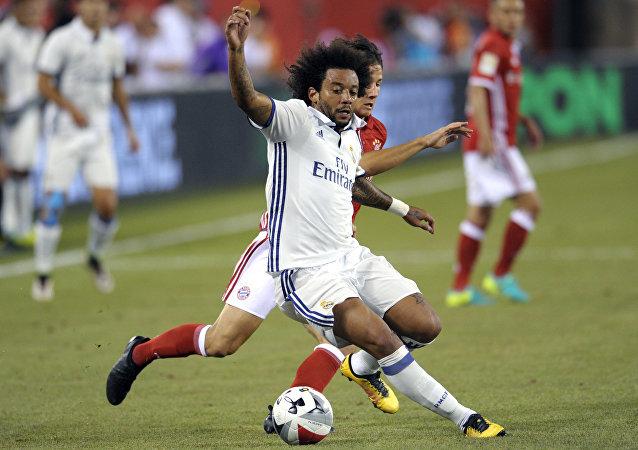 Marcelo Vieira da Silva, el futbolista del Real Madrid (archivo)
