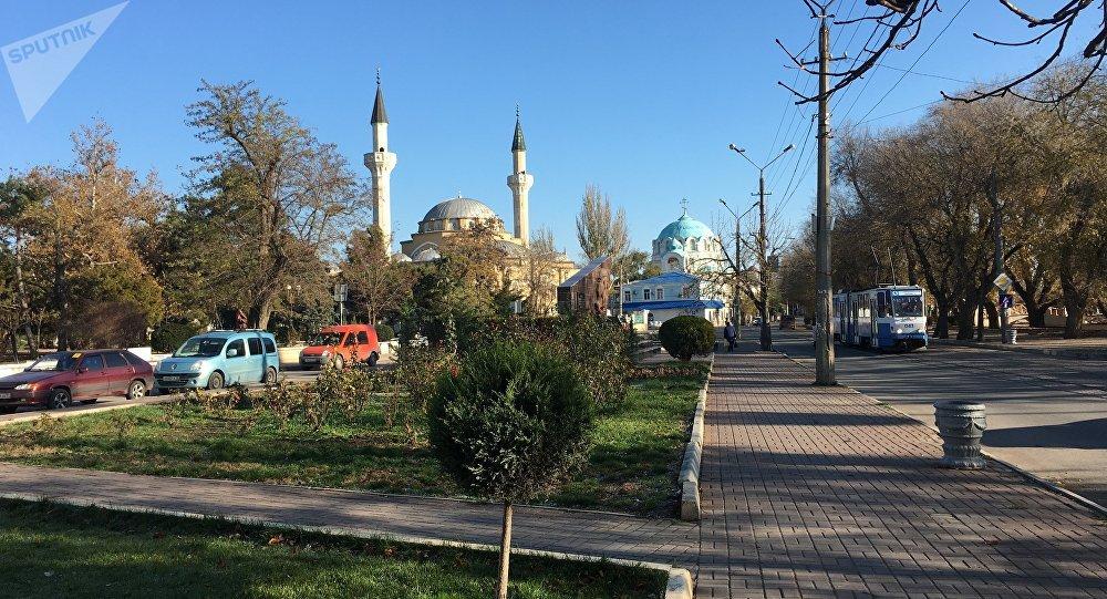 Eupatoria, Crimea
