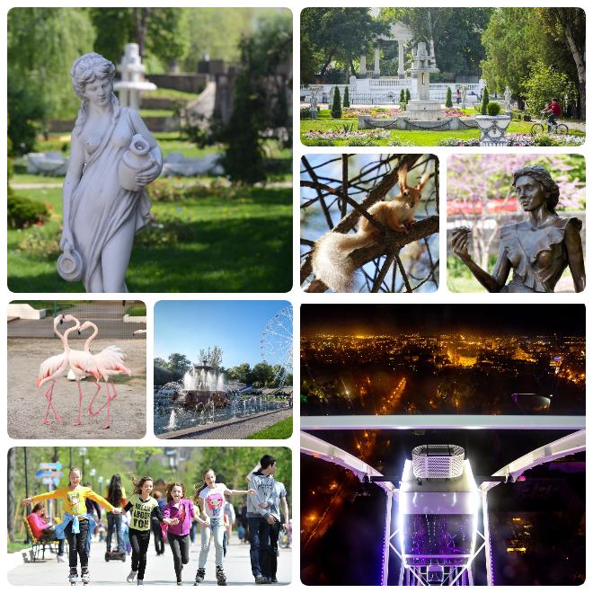 Todos los parques y jardines de Rostov del Don están abierto al público las 24 horas. El parque de atracciones de la ciudad funciona de 10:00 a.m. a 10:00 p.m.