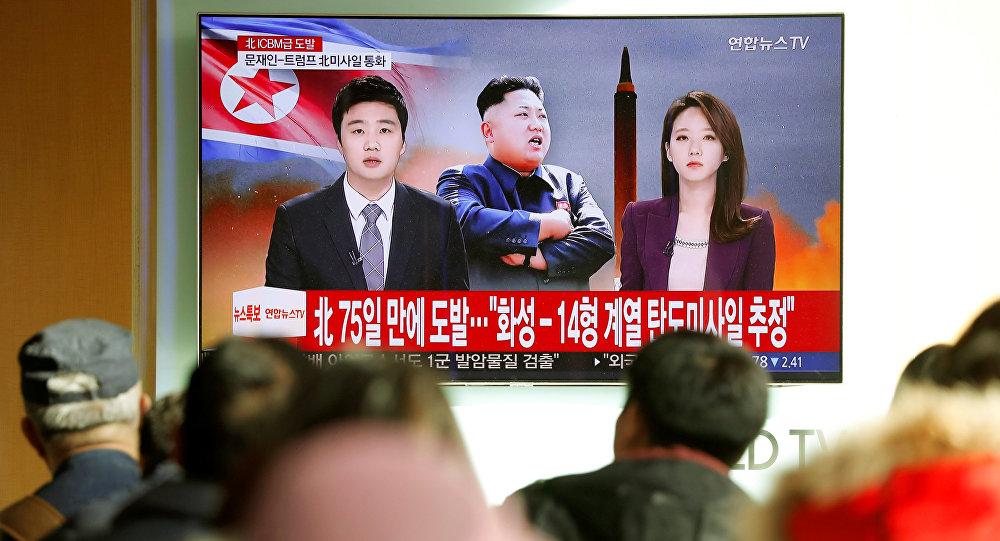 Guterres y Abe abren la puerta al diálogo con Corea del Norte
