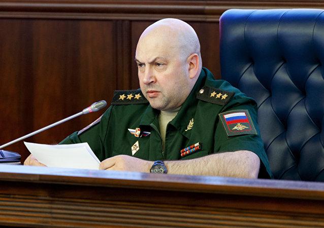 Serguéi Surovikin, nuevo jefe de las Fuerzas Aeroespaciales de Rusia