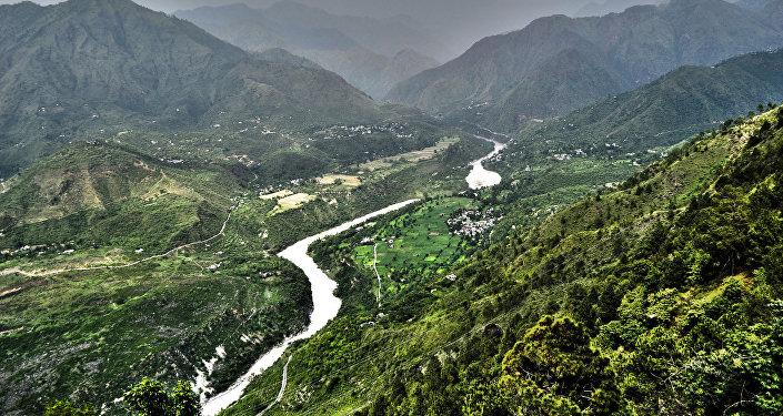 El valle de Sutlej