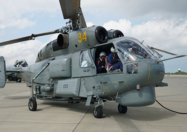 Helicóptero Ka-28