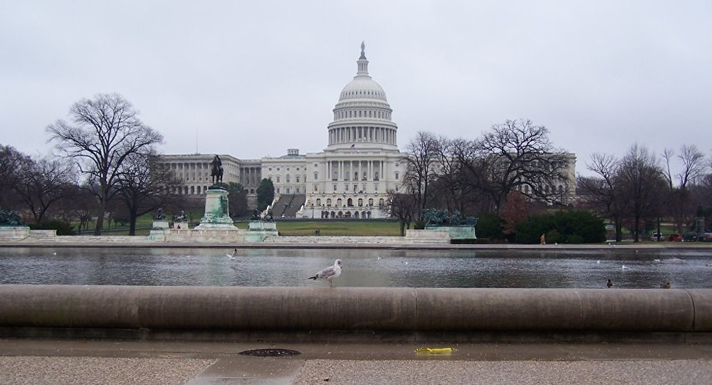 El Congreso de EEUU (imagen referencial)