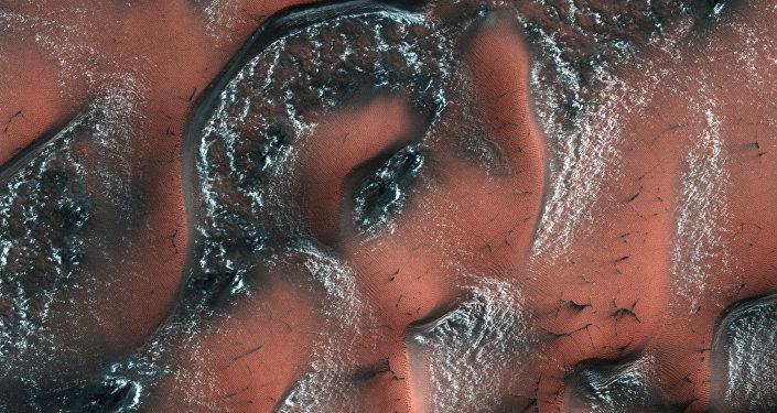 Marte en primavera