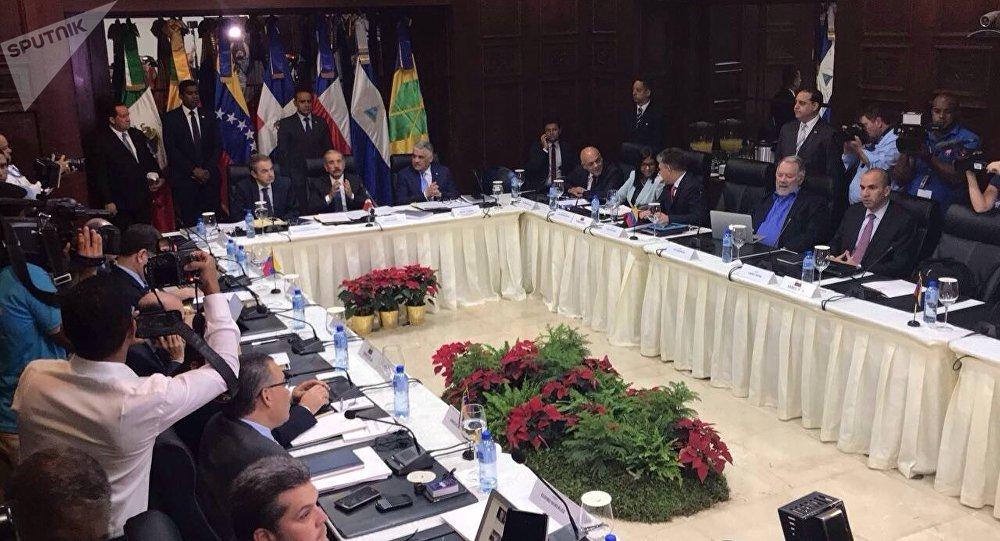 Gobierno no firmará acuerdo con la oposición si persisten las sanciones