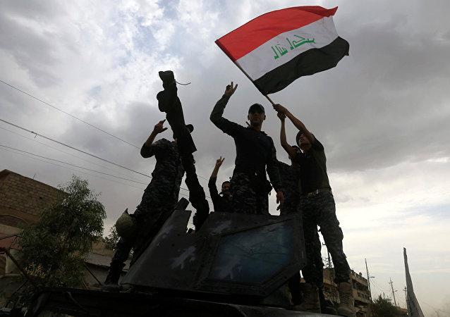 Militares iraquíes