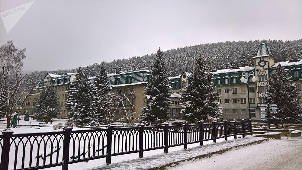 El sanatorio más antiguo de Belokúrija