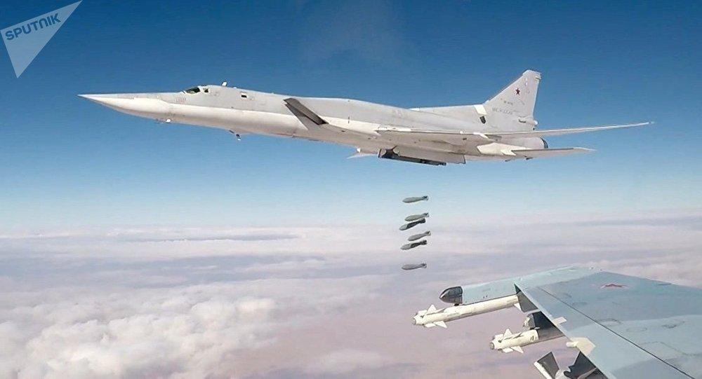 Bombardero estratégico ruso Tu-22M3