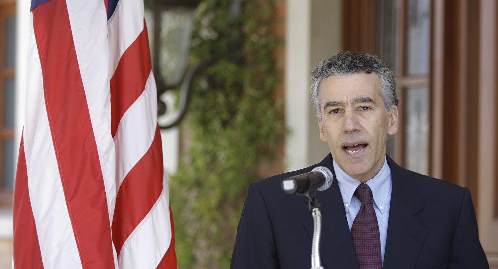 Philip Goldberg, nuevo jefe de la Embajada de Estados Unidos en La Habana, Cuba (archivo)