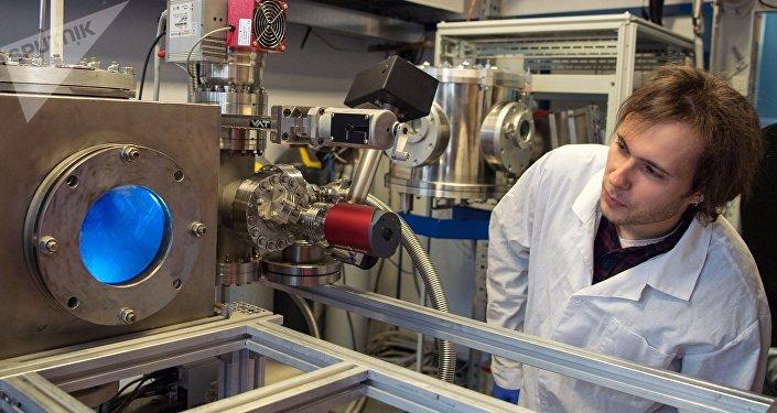Laboratorio del Instituto de Tecnologías de Láser y Plasma de la MEPhI