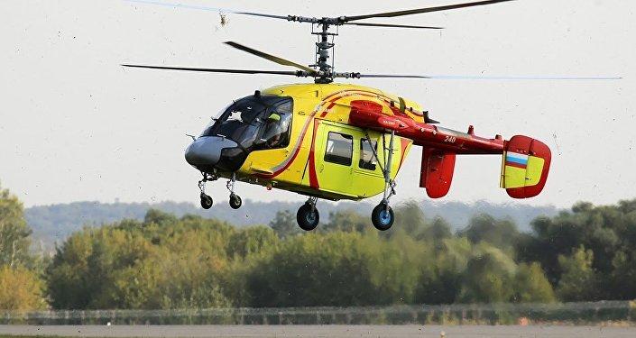 Helicóptero Kamov Ka-226T