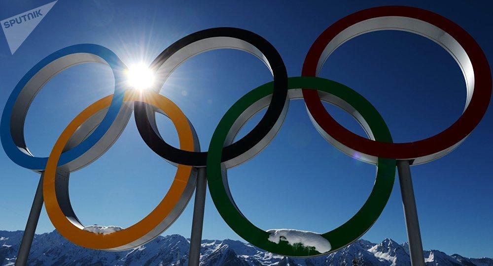 Anillos Olímpicos (archivo)