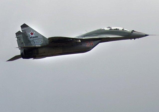 Cazas MiG-29