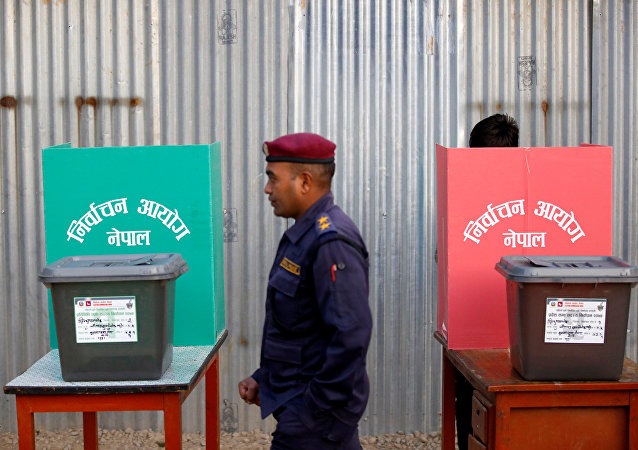 Elecciones en Nepal