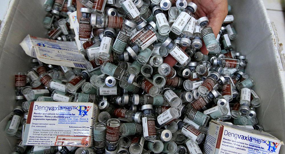 Vacuna contra el dengue