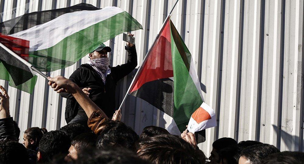 El 'Viernes de la ira' deja muertos y heridos en Gaza