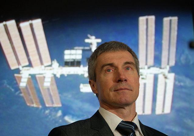 Serguéi Krikalev, cosmonauta ruso