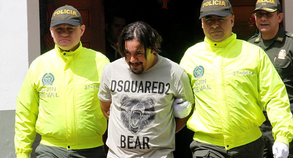 Juan Carlos Mesa, alias 'Tom Chatas', narcotraficante