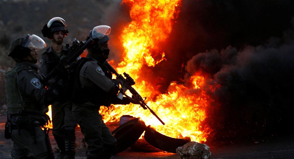 Policía de Israel (imagen referencial)
