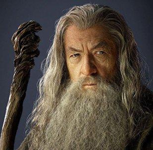 Gandalf, personaje de El Señor de los Anillos