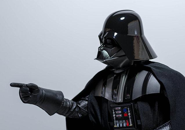 Darth Vader (imagen referencial)