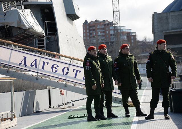 Policía militar de Rusia
