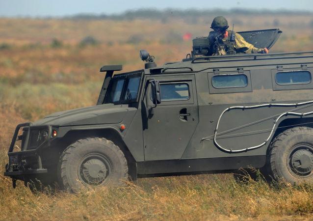 Los regalos que recibirán el Ejército y la Armada de Rusia en 2018