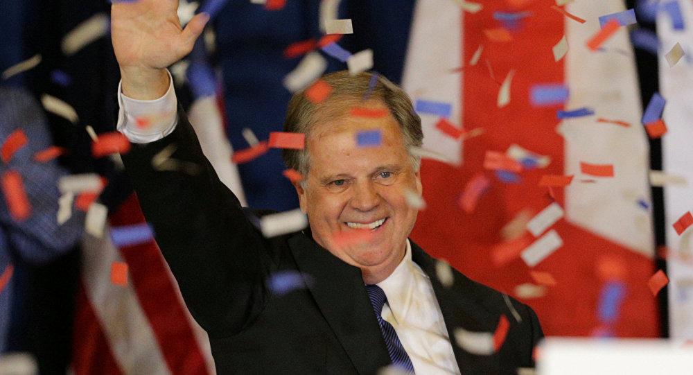 Doug Jones, senador demócrata norteamericano