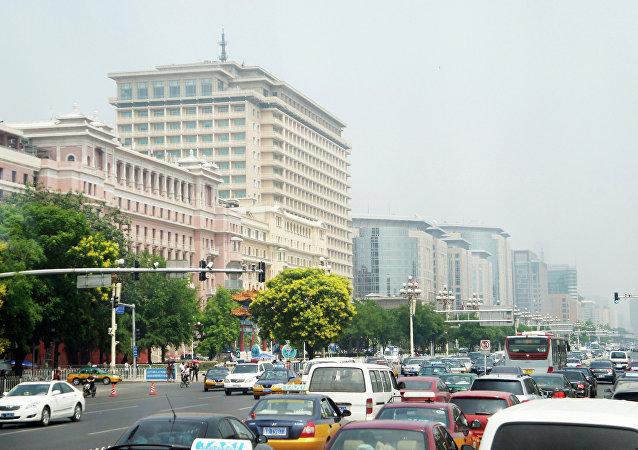 El Ministerio chino de Asuntos Exteriores