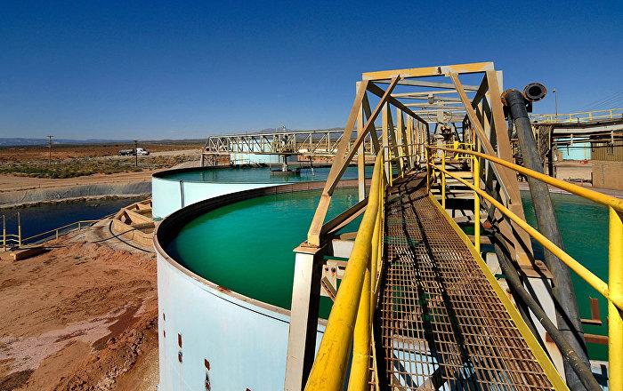 Rusia y China firman contrato para suministrar combustible nuclear a la central de Tianwan