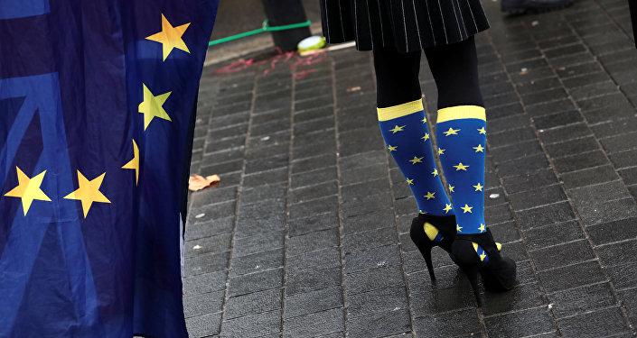 Protestas contra el Brexit en el Reino Unido
