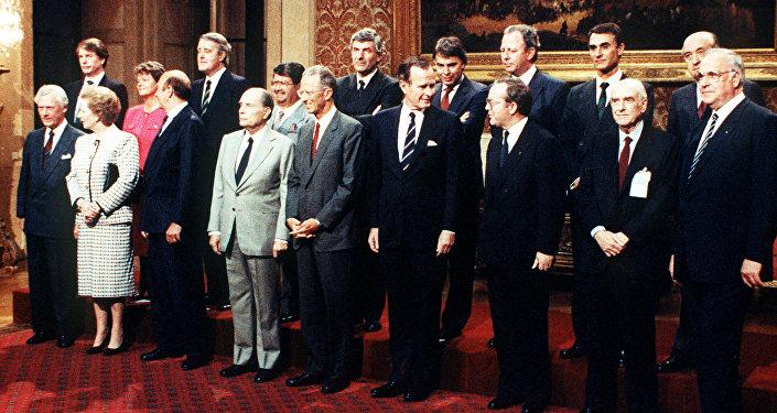 La cumbre de la OTAN del 29 de mayo de 1989