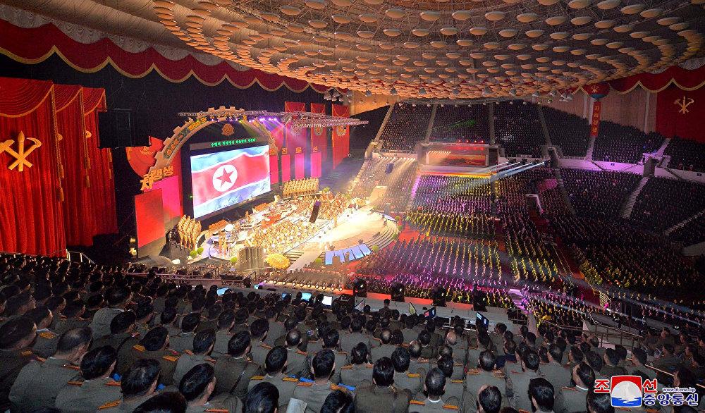 Los auténticos artífices del poderío militar de Corea del Norte, en imágenes