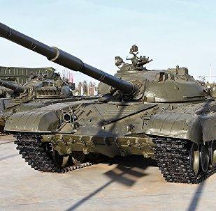 Tanque T-72 Ural