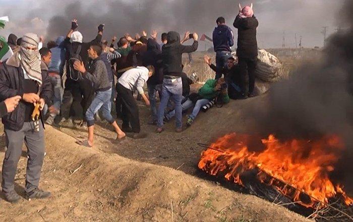Continúan severos enfrentamientos tras la decisión sobre Jerusalén