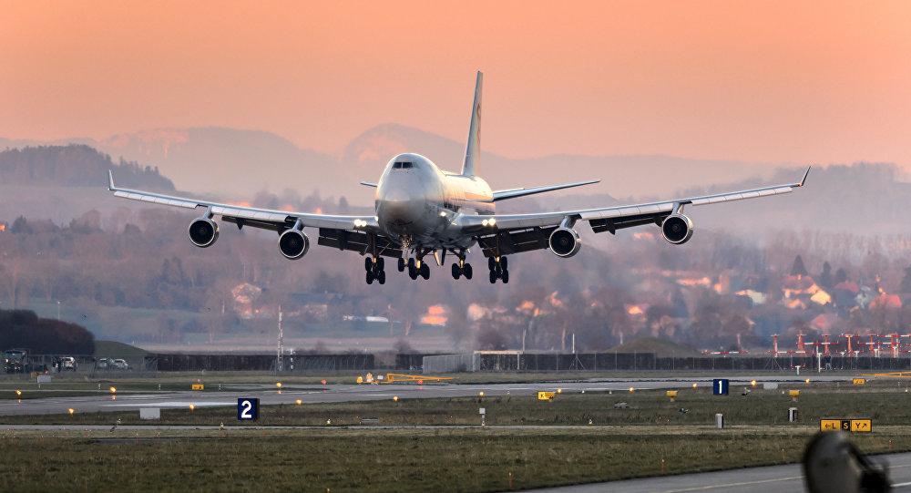 Un Boeing 747