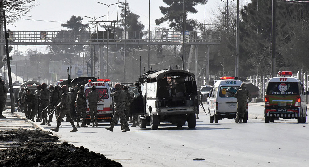 5 muertos y 30 heridos en atentado contra una iglesia en Paquistán