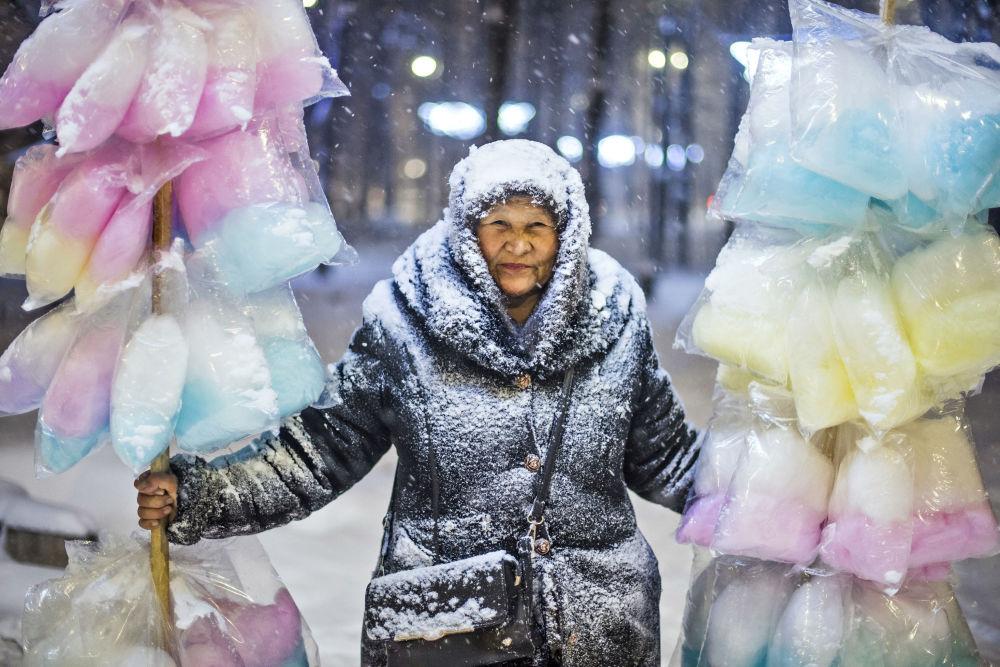 Pekín se rinde a los trabajos ganadores del concurso de fotos Stenin