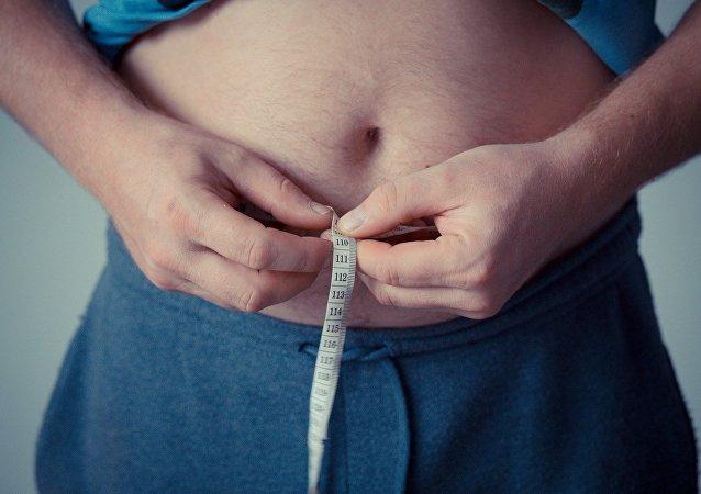 Obesidad (imagen referencial)