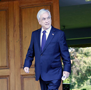 Sebastián Piñera, presidente electo de Chile (archivo)